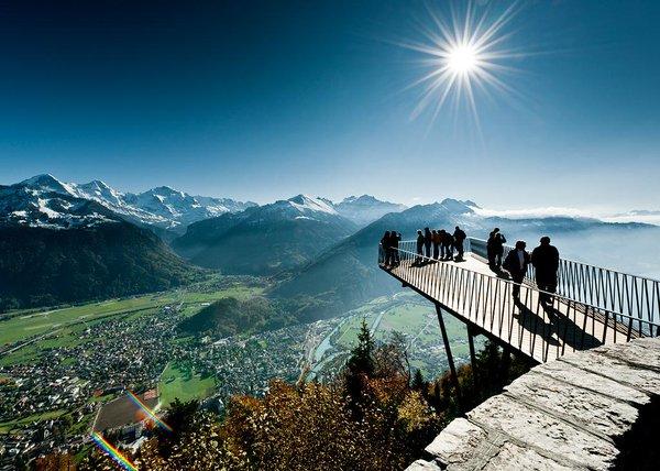 Швейцария – Интерлакен