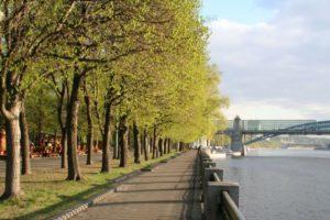 Превосходные уголки природы в столице России