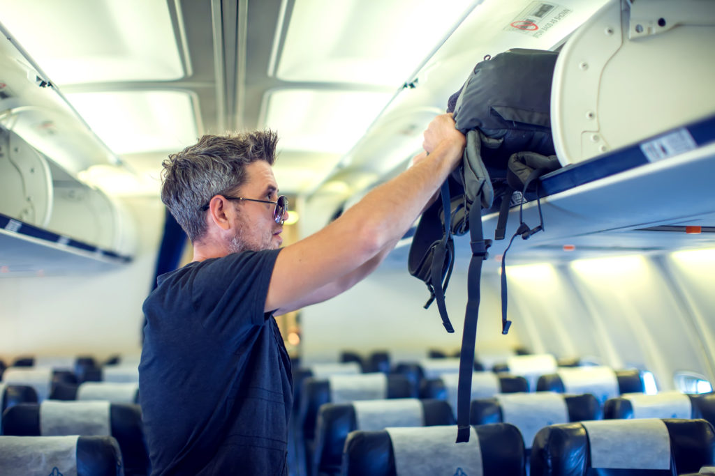Как летать без багажа